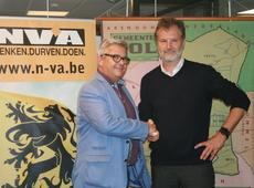 Kris Van Dijck en André Verbeke